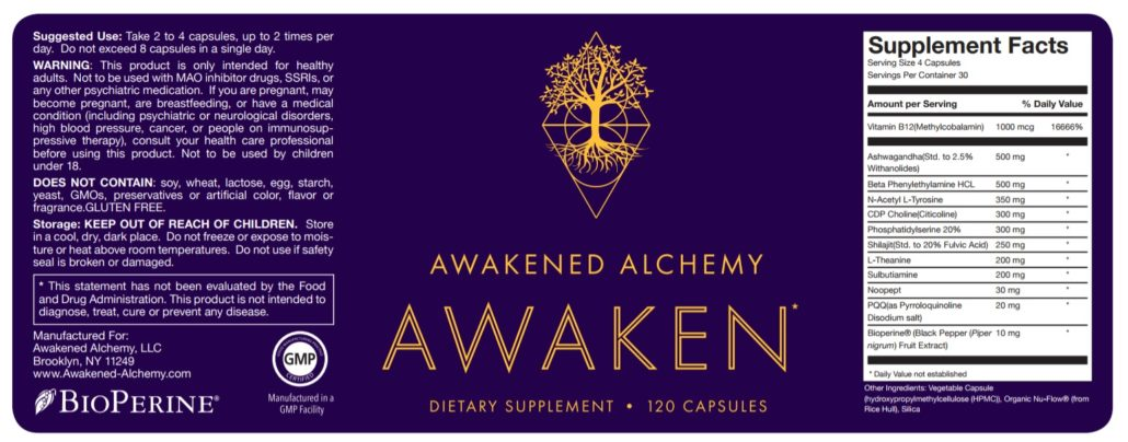 Awakened Alchemy Review - Does This Supplement Work?