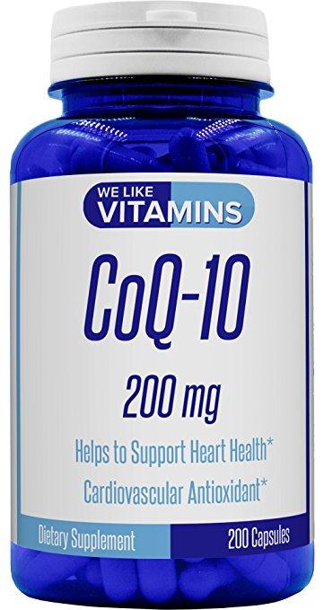 The Best CoQ10 Supplements & Brands That Work | Top 10 List