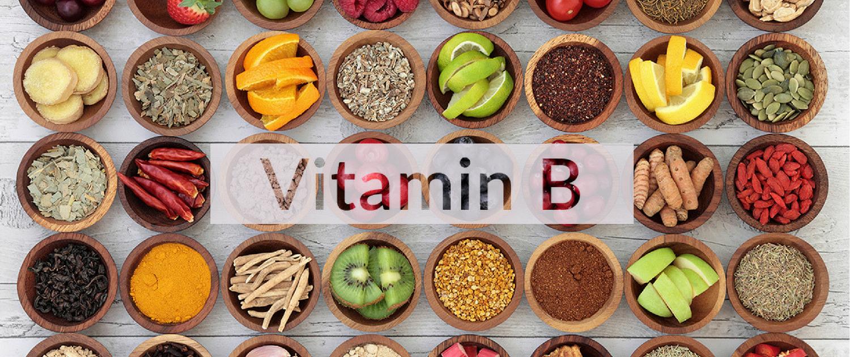 B vitamis