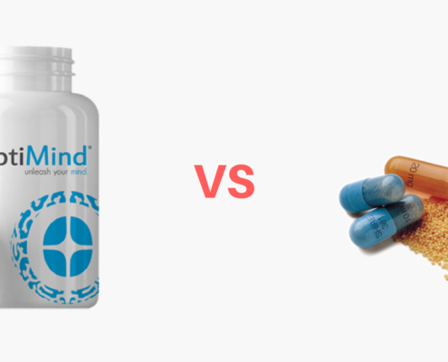 OptiMind Vs Adderall - How Do These Two Drugs Compare?